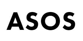 ASOS одежда из англии